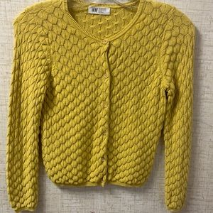 H&M cardigan size 8-10